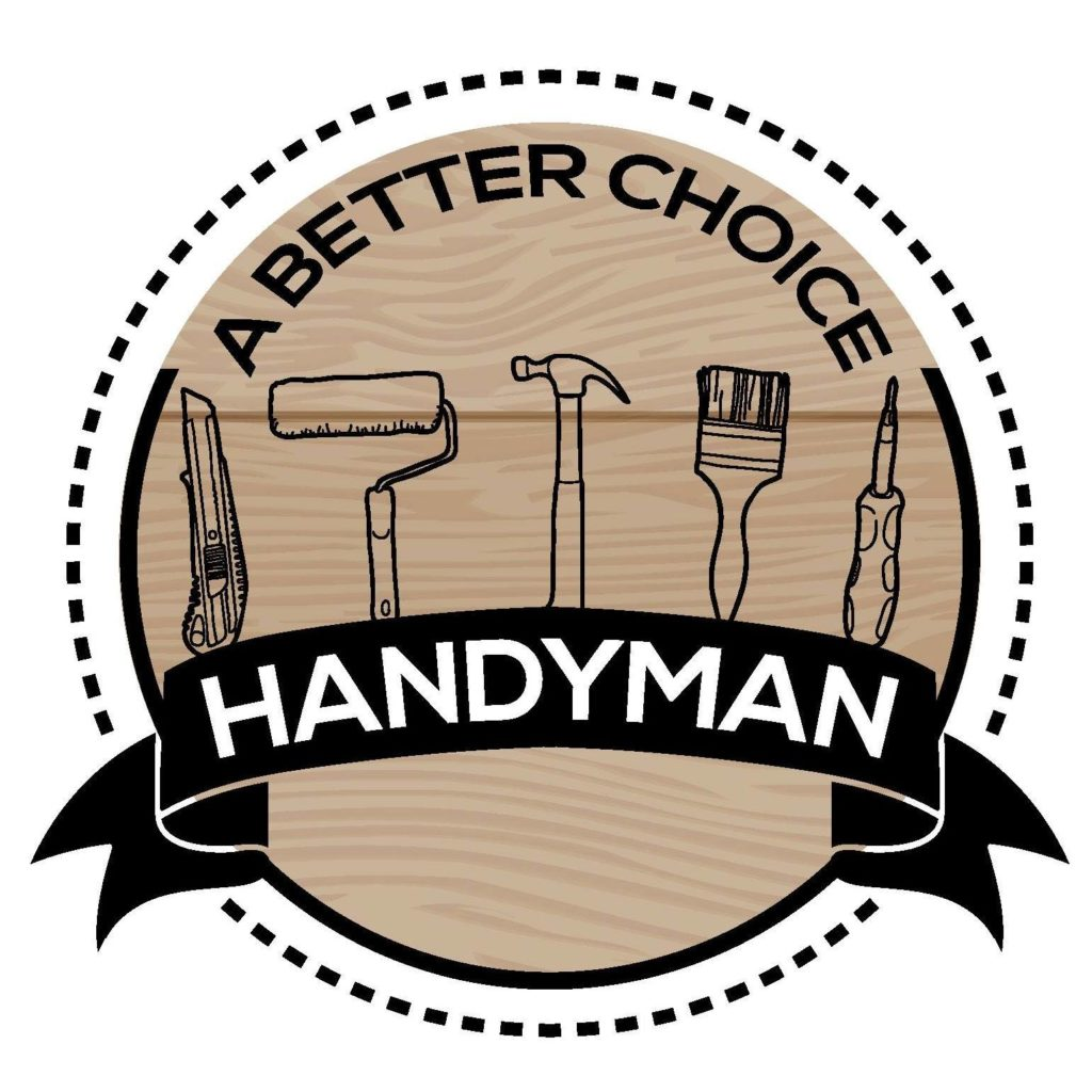 a better choice handyman logo, handyman services in maple grove mn