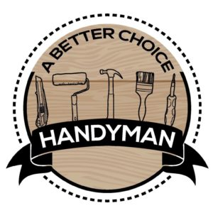 a better choice handyman logo, handyman services in maple grove mn